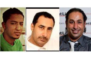 Left to Right: Hassan, Mahmood, Naji