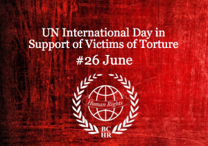 UN Day in support of victims of torture 2017