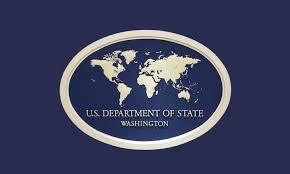 US Dep of state logo